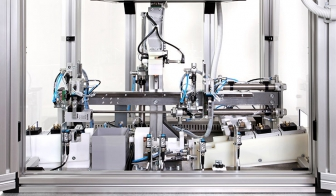 Breakdown inspection machine mechanism