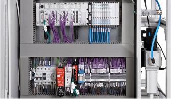Breakdown inspection machine control