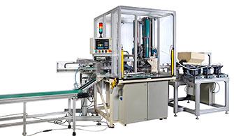 Cylinder assembly station