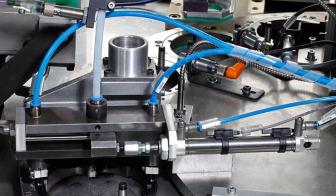 Cylinder assembly dowel driver