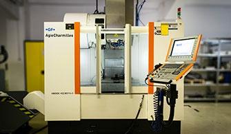 Mikron-VCE800Pro-X CNC machining centre