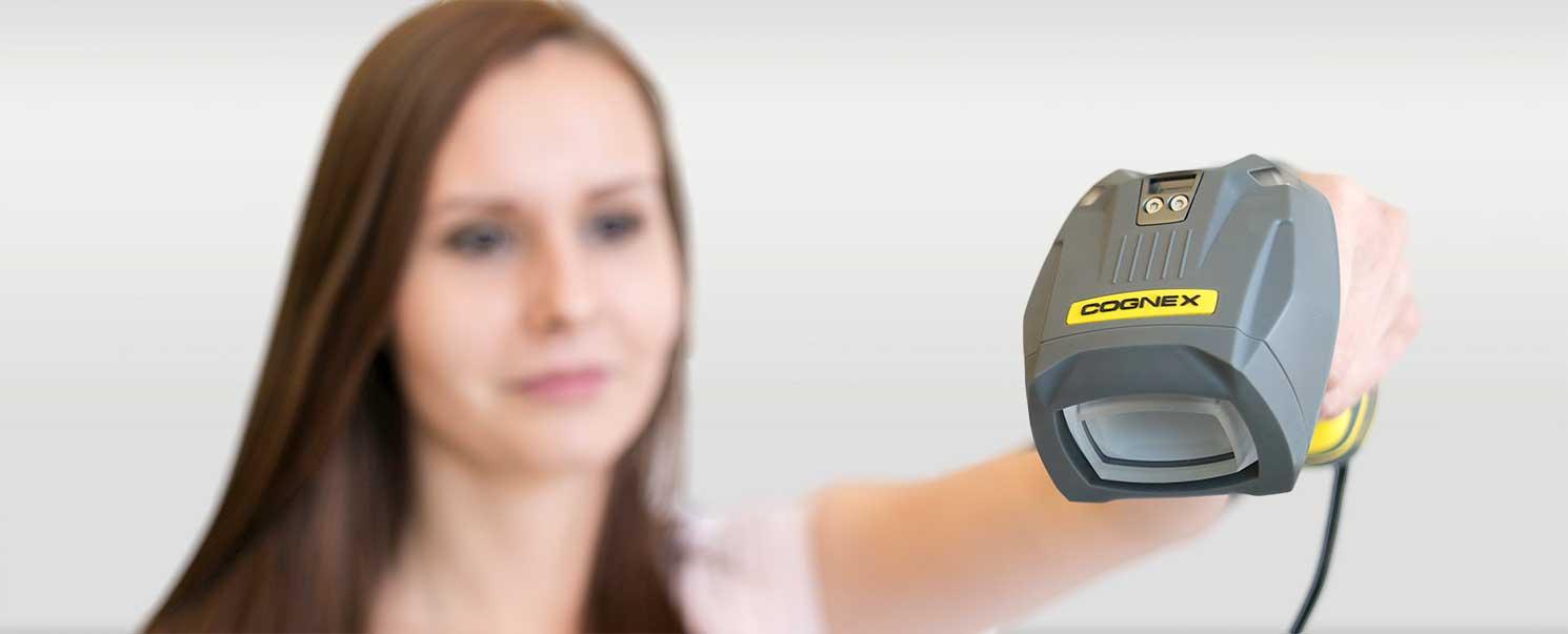 Cognex Dataman 8600 hand reader